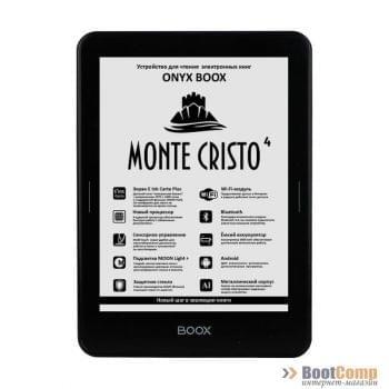 Электронная книга ONYX BOOX MONTE CRISTO 4 чёрная