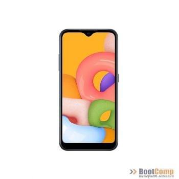 Смартфон Samsung Galaxy A01 black