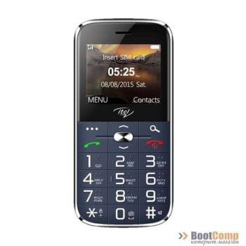 Телефон мобильный Itel It2590 Blue
