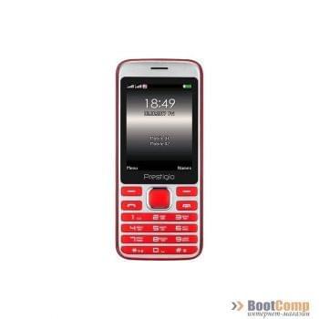 Телефон мобильный PRESTIGIO PFP1281 Red