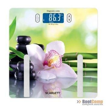 Весы электронные напольные Scarlett SC-BS33ED10