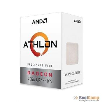 Процессор Ryzen Athlon 3000G BOX