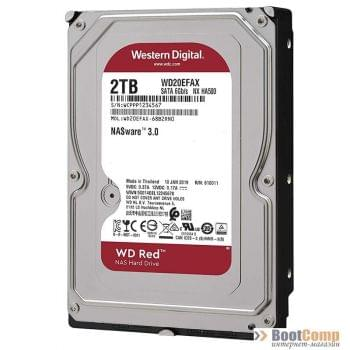 Жесткий диск 2000Gb WD WD20EFAX Red
