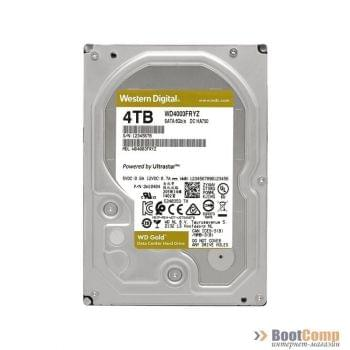 Жесткий диск 4000GB WD WD4003FRYZ Gold