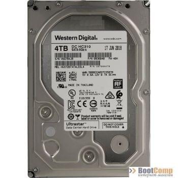 Жесткий диск 4000GB WD Ultrastar DC HC310 HUS726T4TALE6L4