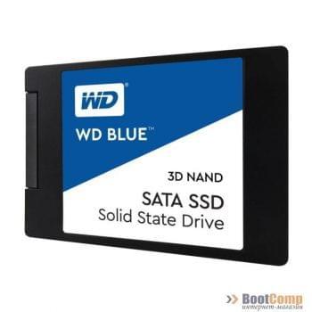 Жесткий диск SSD 1000GB WD Blue WDS100T2B0A