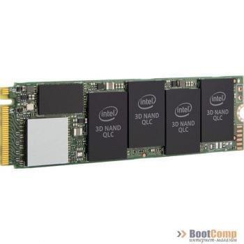 Жесткий диск SSD M.2 512GB Intel 660p Series SSDPEKNW512G8X1