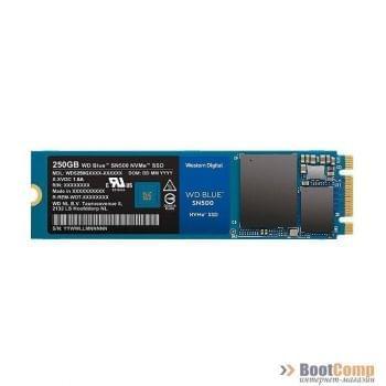 Жесткий диск SSD M.2 250GB WD Blue WDS250G2B0C