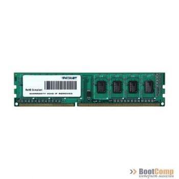 Память DDR3 4GB 1600MHz Patriot 1.35V PSD34G1600L81