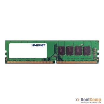Оперативная память DDR4 8Gb 2666MHz Patriot PSD48G266681