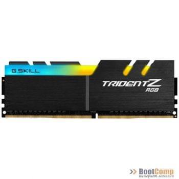Оперативная память DDR4 8Gb 3200MHz GSkill TridentZ RGB F4-3200C16S-8GTZR