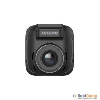 Видеорегистратор  Digma FreeDrive 610 GPS Speedcams черный