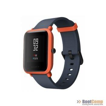 Смарт-часы Xiaomi Amazfit Bip красные