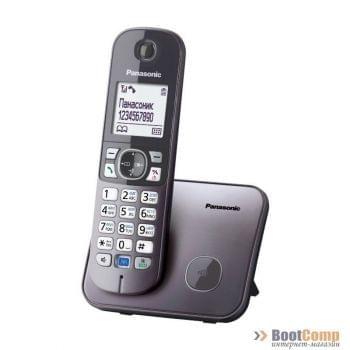 Телефон Panasonic KX-TG6811RUM