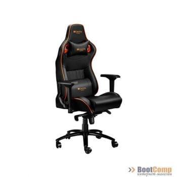 Кресло игровое CANYON Gaming chair CND-SGCH5 black+Orange.