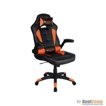 Кресло игровое CANYON Gaming CND-SGCH2 black+Orange.