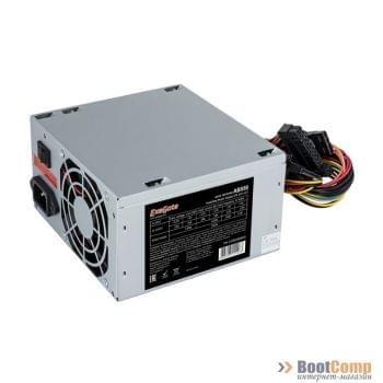 Блок питания  550W ExeGate AB550 ATX (без сетевого шнура)( NP-ATX-500W-4E12 )
