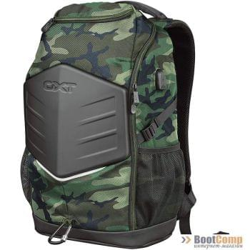 "Рюкзак Trust GXT 1255 Outlaw 15.6"" Gaming Backpack - camo арт.23302"