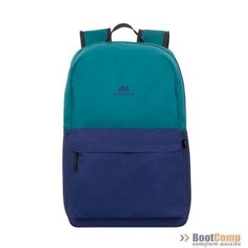 Рюкзак для ноутбука RivaCase 5560 cobalt blue/black 15.6