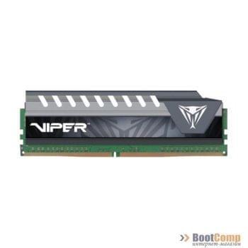 Оперативная память DDR4 8Gb 2400MHz Patriot Viper Elite PVE48G240C6GY