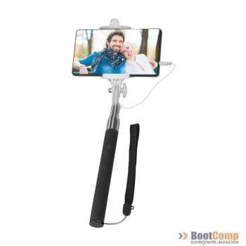 Штатив для селфи DEFENDER Selfie Master SM-02 черный, проводной, 20-98 см