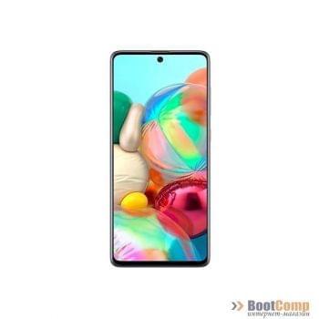 Смартфон Samsung Galaxy A71 6/128GB Silver