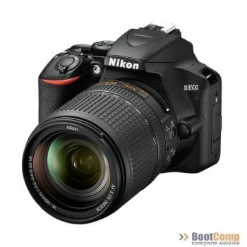 Фотоаппарат NIKON D3500 KIT 18-140mm VR [VBA550K004]
