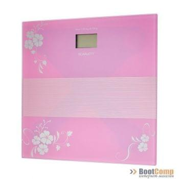 Весы электронные напольные Scarlett SC-BS33E060
