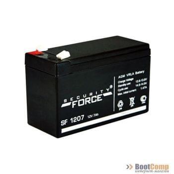 Аккумуляторная батарея SF 1207 Security Force