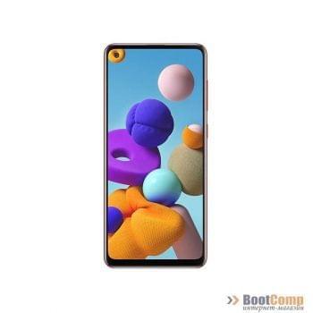 Смартфон Samsung Galaxy A21s 4/64GB Red
