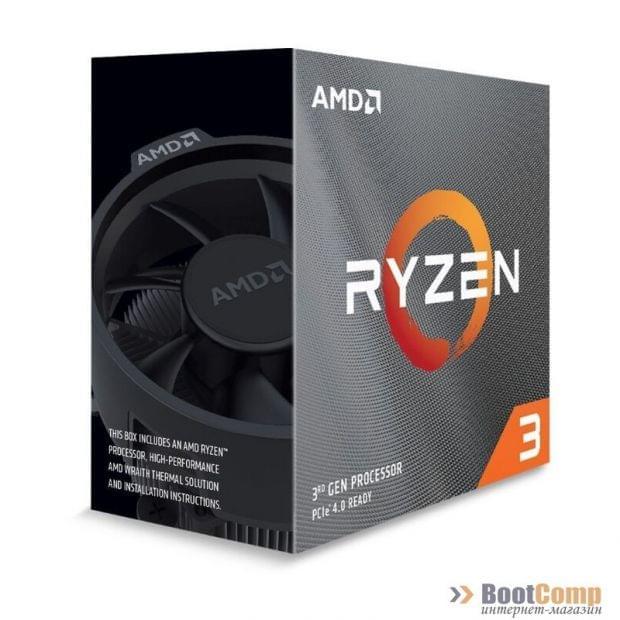 Процессор AMD Ryzen 3 3300X (100-100000159BOX) BOX