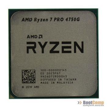 Процессор AMD Ryzen 7 Pro 4750G 100-100000145MPK