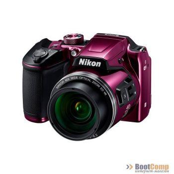 Цифровая камера NIKON Coolpix B500 purple