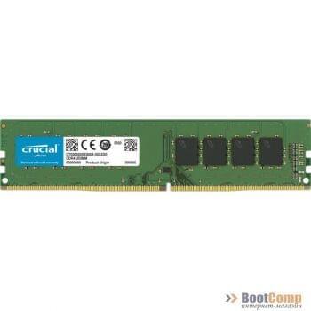 Оперативная память DDR4 8Gb 3200MHz Crucial  CT8G4DFRA32A