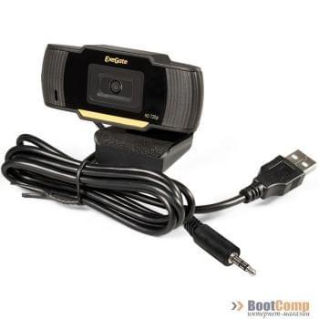 Веб камера ExeGate GoldenEye C270