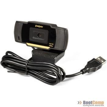 Веб камера ExeGate GoldenEye C920