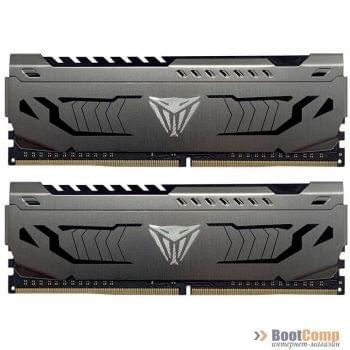 Оперативная память DDR4 16GB 3600Mhz Patriot Viper STEEL PVS416G360C8K