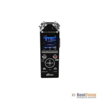 Диктофон цифровой Ritmix RR-989 4Gb