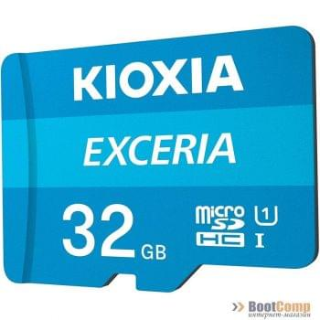 Память micro Secure Digital Card 32Gb class10 KIOXIA (Toshiba) LMEX1L032GG2]