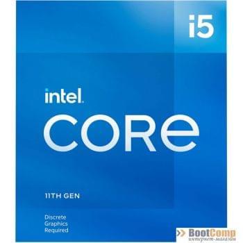 Процессор Intel Core i5-11400F BOX (BX8070811400F)
