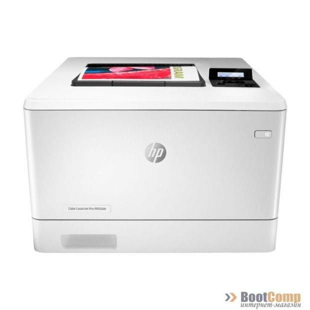 Принтер HP Color LJ Pro M454dn