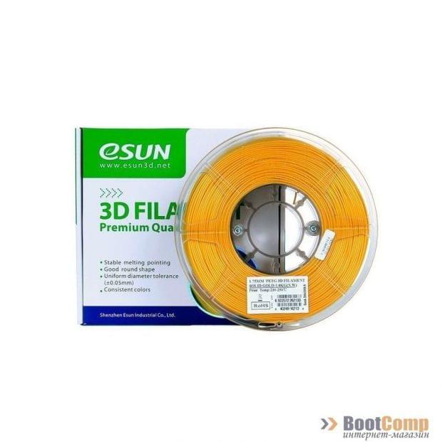 Катушка PLA+ пластика ESUN 1.75 мм 1кг., цвет в ассортименте