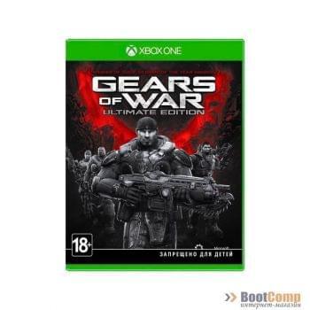 Игра для приставки 4V5-00022 Xbox One Game Gears of War: Ultimate Edition [RUS, r18+]