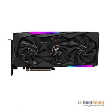 Видеокарта Gigabyte GeForce RTX 3070 AORUS MASTER 8GB (GV-N3070AORUS M-8GD)