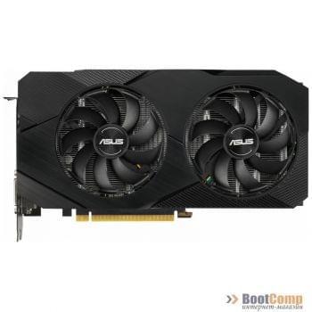 Видеокарта ASUS GeForce RTX2060 DUAL 6144Mb DUAL-RTX2060-O6G-EVO
