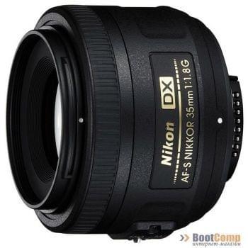 Объектив AF-S NIKKOR DX 35mm f/1,8G [JAA132DA]