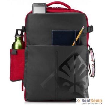Рюкзак HP Omen Red/Black Backpack (4YJ80AA)